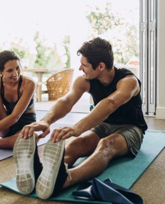 Exercitii eficiente pe care le poti face acasa