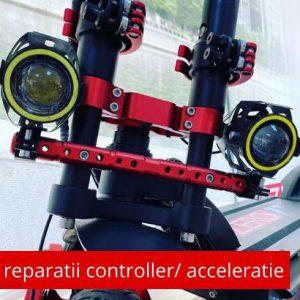 reparatii controller acceleratie