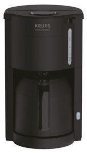 Cafetiera Krups Pro Aroma KM303810, 800 W, 1 l, filtru detasabil, functie antipicurare (Negru)