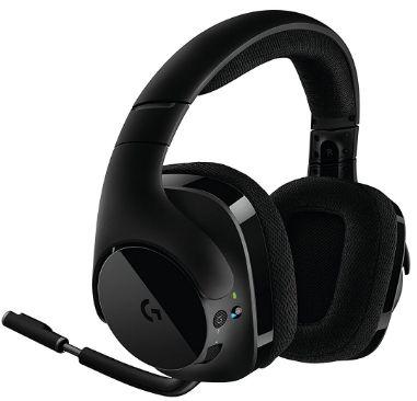 Casti Gaming Wireless Logitech G533 (Negru) evoMAG