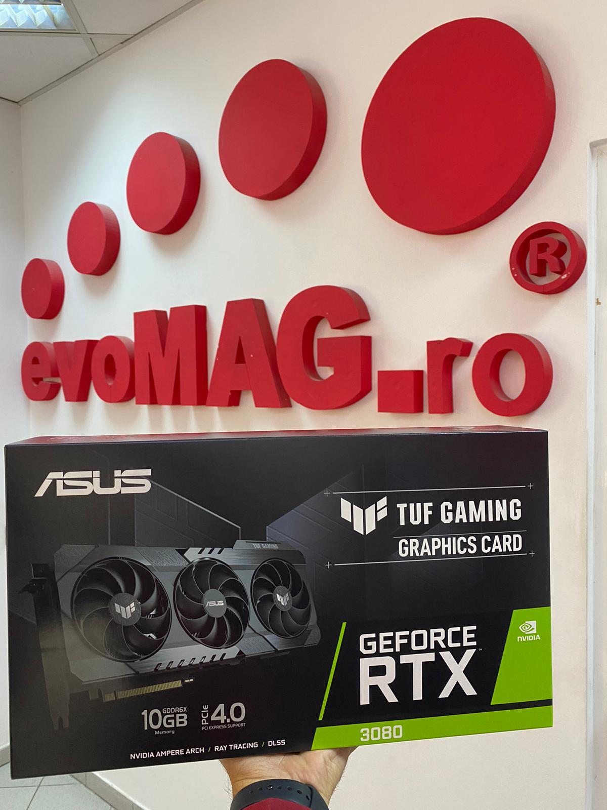 concurs evoMAG RTX3080 2020