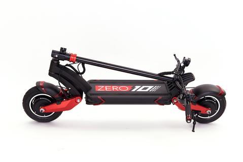 Trotineta electrica ZERO 10x, Autonomie 60-80 Km evoMAG