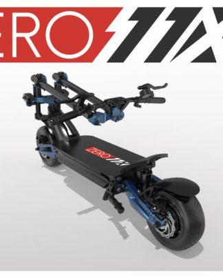 Trotineta electrica ZERO 11x, Autonomie 160 Km evoMAG