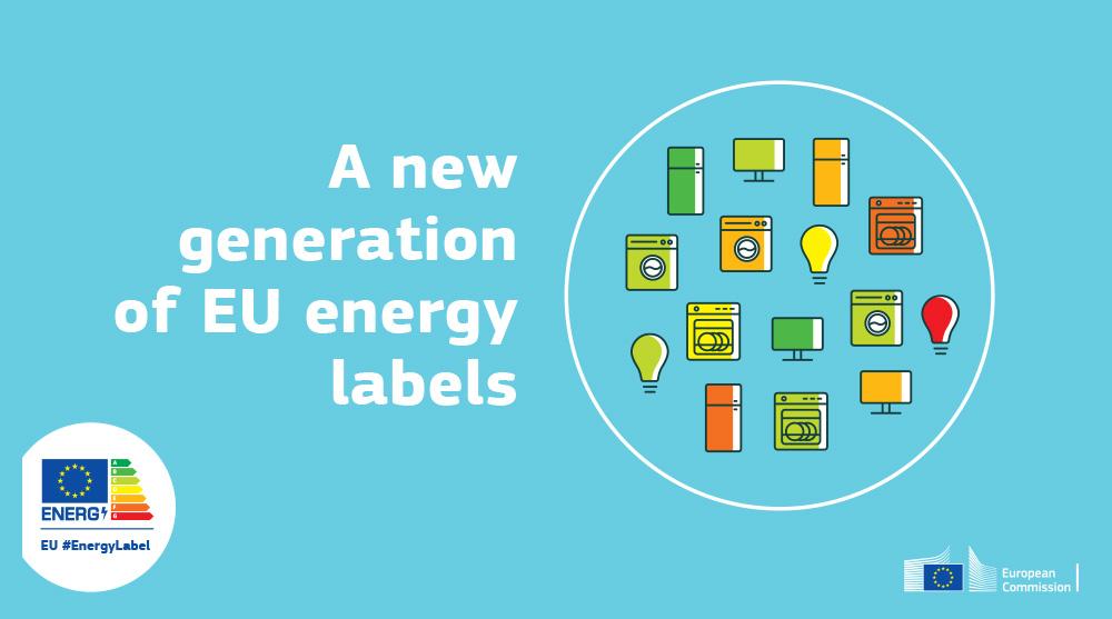 noi etichete eficienta energetica produse electrocasnice