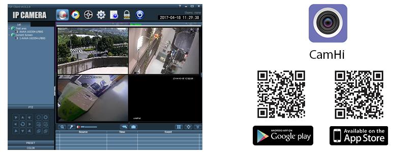 Camera supraveghere video PNI PNI-655B